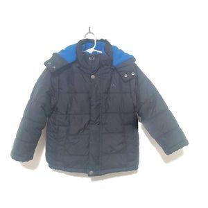 Calvin Klein Jeans  Boys Puffer Coat, size L